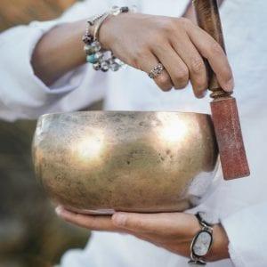 Singing bowls & Brassware